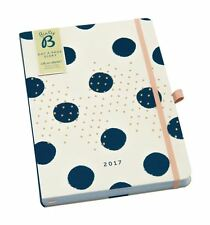 Busy B Day A Page Diary 2017 Individual Pages Per Date Planner Organiser