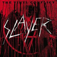 SLAYER - VINYL CONFLICT - 10 VINYL SET
