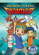 Digimon Tamers: Volume 2, New DVDs