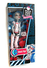 Monster High 2010 Early Wave GHOULIA YELPS girls toy doll figure gothic RARE