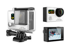 "Pro Dual Screen G3 2.0"" Waterproof 1080P WiFi Action Sports Camera DV Cam Silver"