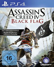 Assassin's Creed IV: Black Flag -- Bonus Edition (Sony PlayStation 4, 2013, DVD…