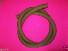 "10 Feet 1/2"" ID x 1/16"" w x 5/8"" OD Latex Rubber Tubing"