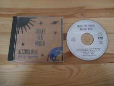 CD Ethno Brave Old World - Klezmer Music (10 Song) FMS FENN klezmer yiddish