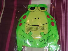 BRAND NEW Nylon Novelty Windsock Frog