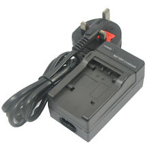 Home Battery Charger for Panasonic VW-VBY100 HC-V110K HC-V110P HC-V110 HC-V110GK