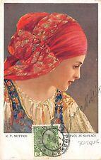 B65033 K V Muttich Devce Ze Slovace femmes women  slovakia