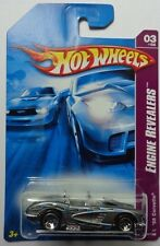 2007 Hot Wheels ~Engine Revealers~ '58 Corvette 3/4 (Silver Version