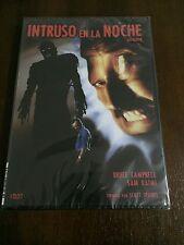 INTRUSO EN LA NOCHE INTRUDER - 1 DVD - 1989 - NEW SEALED - 80 MIN NUEVO EMBALADO