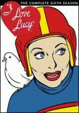 I Love Lucy: The Complete Sixth Season [4 Discs] (2012, DVD NIEUW)4 DISC SET