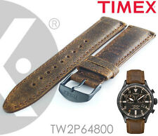 TW2P64800 Genuine TIMEX Watch Strap Replacement 22mm MultiFit