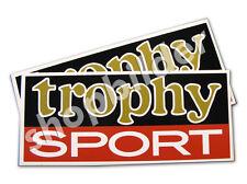 Aufkleber trophy sport für MZ ets 125 150 250