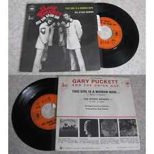 GARY PUCKETT & THE UNION GAP-His Other Woman PS Garage Pop 69' W/Languette