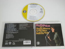 Ruth price with shelly homme & his men/at the homme-Hole (OJCCD - 1770-2 (s-7590)) CD