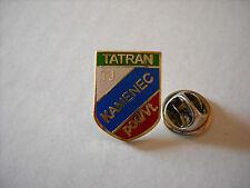 a1 TJ TATRAN KAMENEC POD VT. FC club football futbol pins slovacchia slovakia