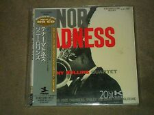 Sonny Rollins Quartet Tenor Madness Japan Mini LP