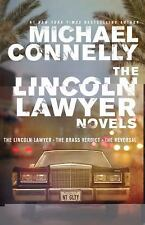 The Lincoln Lawyer Novels: The Lincoln Lawyer, The Brass Verdict, The -ExLibrary