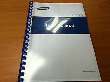 SAMSUNG GALAXY ACE 3 GT-S7275R PRINTED INSTRUCTION MANUAL GUIDE 117 PAGES A5