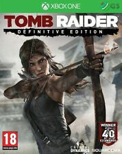Tomb Raider Definitive Edition Xbox One * NEW SEALED PAL *
