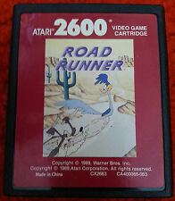 Atari 2600. Road Runner (Red Label)