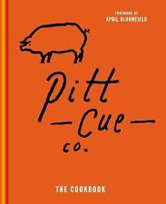 2014-06-03, Pitt Cue Co. The Cookbook, Pitt Cue Co., Very Good, -- , Book