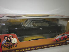 ERTL/AUTOWORLD AMERICAN MUSCLE 1:18 SCALE 1969 DODGE CHARGER DUKES OF HAZZARD