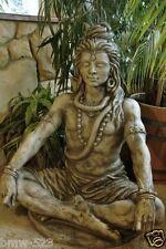 SHIVA  Gartenfigur Steinguss Gartendeko Steinfigur Vidroflor Hinduismus