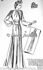 1941 Lutterloh The Golden Rule 300 Vintage Sewing Patterns book complete 2