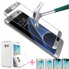 Hot Full Curved 3D Tempered Glass Screen Protector For Samsung Galaxy S6/S7/Edge