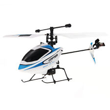 BNF WLtoys V911 2.4GHz 4CH GYRO Remote Control RC Helicopter Heli Toy Gift Blue