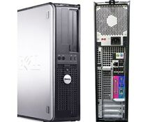 Dell OptiPlex 380 Intel Core 2 Duo E7500 2.93 GHz Tower/Desktop PC Unidad Base
