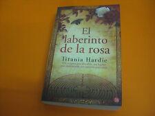 Libro El Laberinto De La Rosa - Tatiana Hardie