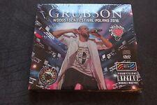 Grubson - Przystanek Woodstock 2016 (CD+DVD)  POLISH RELEASE