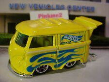 2016 VOLKSWAGEN Exclusive VW KOOL KOMBI☆Yellow; Blue Bus☆LOOSE Hot Wheels
