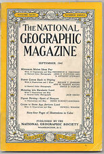 national geographic-SEPT 1949-PIGEON NETTING-SPORT OF BASQUES.