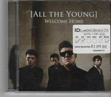 (GA131) All The Young, Welcome Home - 2012 CD