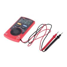 New UNI-T UT120C Super Slim Pocket Handheld Digital Multimeters DC/AC Amp Tester