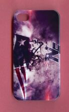NEW ENGLAND PATRIOTS 1 Piece Glossy Case / Cover iPhone 4 /4S (Design 22)+Stylus