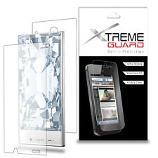 Genuine XtremeGuard FULL BODY Screen Protector For Sharp Aquos Crystal 306SH