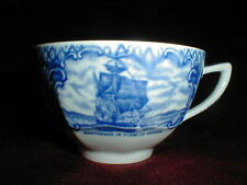 Crown Ducal England Blue COLONIAL TIMES Teacup/Cup/s