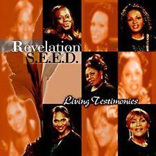 Revelation S.E.E.D.: Living Testimonies  Audio Cassette