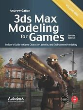 3ds Max Modeling for Games Vol. 1 : Insider's Guide to Game Character,...
