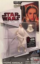 "PADME AMIDALA BD35 R3-A2 Star Wars Legacy Collection 3.75"" Inch Action FIGURE"
