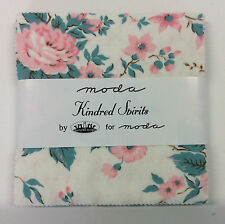 "Kindred Spirits by Bunny Hill for Moda  - fabric Charm Pack - 42 x 5"" squares"