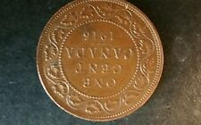 1916 Canadian Large Cent - Sharp Detail - Nice Piece For Pristine High Grade Set