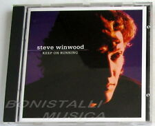 STEVE WINWOOD - KEEP ON RUNNING - CD Nuovo Unplayed