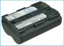 7.4V battery for Canon EOS 300D, EOS 50D, FV100, BP-508, PowerShot G1, PowerShot