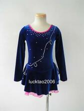 Gorgeous Figure Skating Dress Ice Skating Dress #6700-2 size 10, S