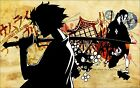 0374 Samurai Champloo Japanese Anime Cute A3 A4 POSTER ART PRINT
