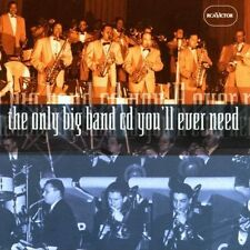 The Only Big Band CD You'll Ever Need GLENN MILLER BENNY GOODMAN ARTIE SHAW